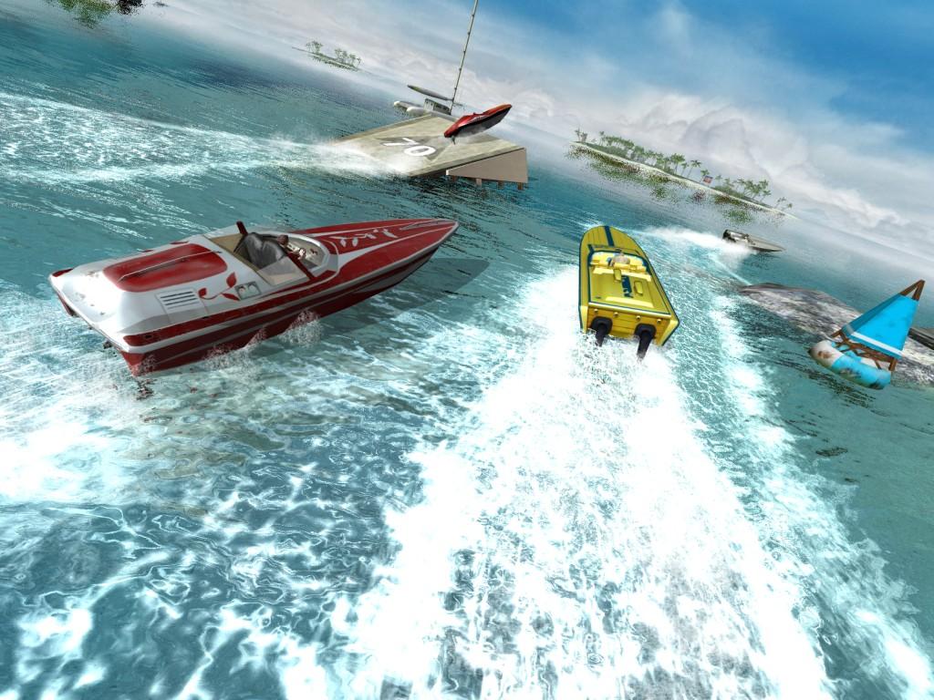 гонки возьми лодках бери  компьютер